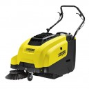 KM 75/40 W P (Petrol) Karcher Professinal Vacuum sweeper walk-behind