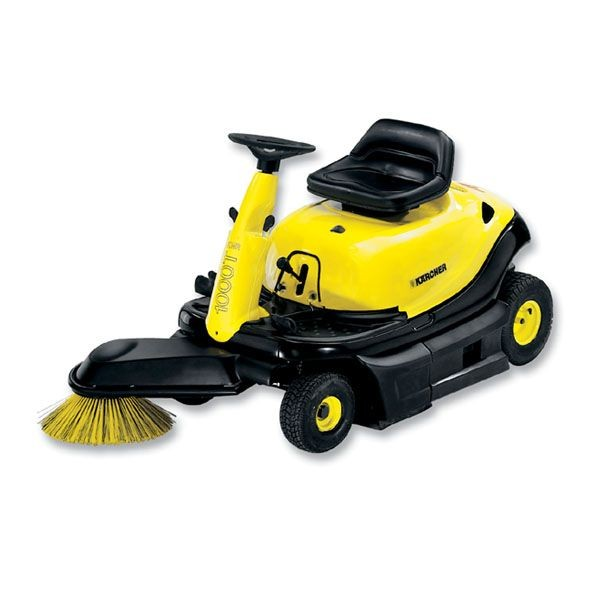 Kmr 1000 T Karcher Professional Vacuum Sweeper Ride On